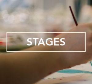 Stages créatifs Ateliers de l'escalier Centre d'expression et de créativité CEC Soignies