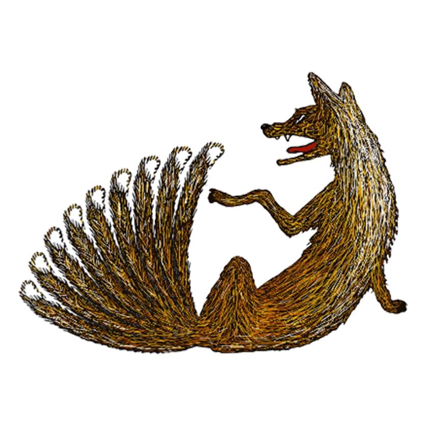 Stage d'été du 5 au 9 août 2019du Quinquet asbl : Les créatures mythiques japonaises - Sur un bloc de terre, graver les deux formes du kitsumé