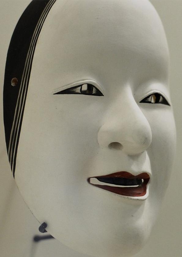 Du 04/03 au 08/03/2019, stage créatif sur les masques japonais pendant les vacances de détente, organisé aux Ateliers de l'escalier à Soignies