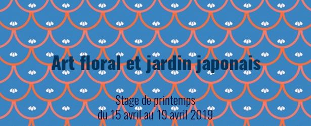 Stages créatifs et artistiques à Soignies du 15 au 19 avril - thème du stage : le Japon