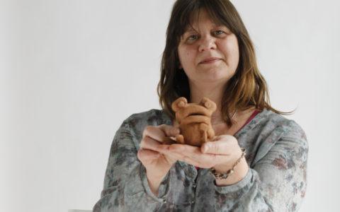 Bernadette BROGNEZ - Les Ateliers de l'escalier - Centre d'Expression et de Créativité à Soignies