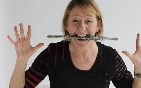 Claire BERNARD - Les Ateliers de l'escalier - Centre d'Expression et de Créativité à Soignies