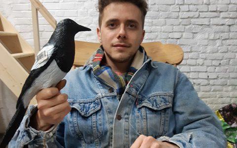 Nicolas Valckenaere Animateur plasticien - Master en arts graphiques