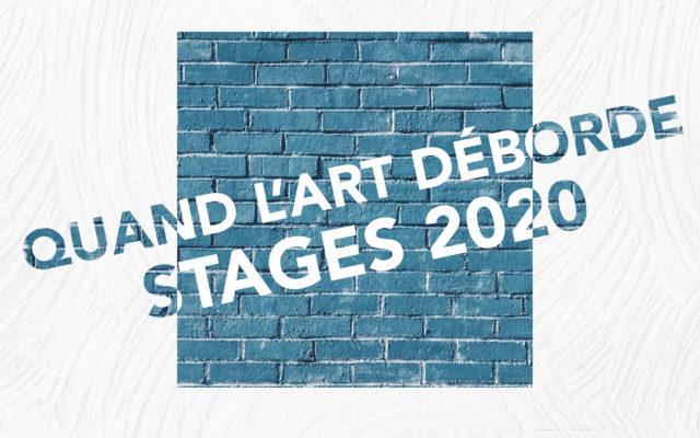 Programme des stages 2020